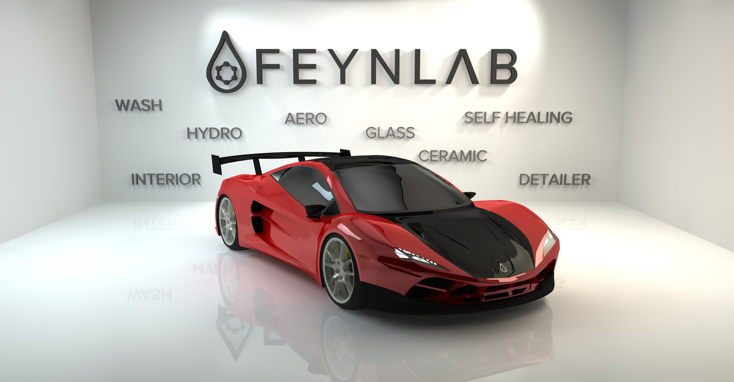 Feynlab paint protection film at Perfect Polish