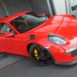 Porsche GT3 RS detailed by Perfect Polish