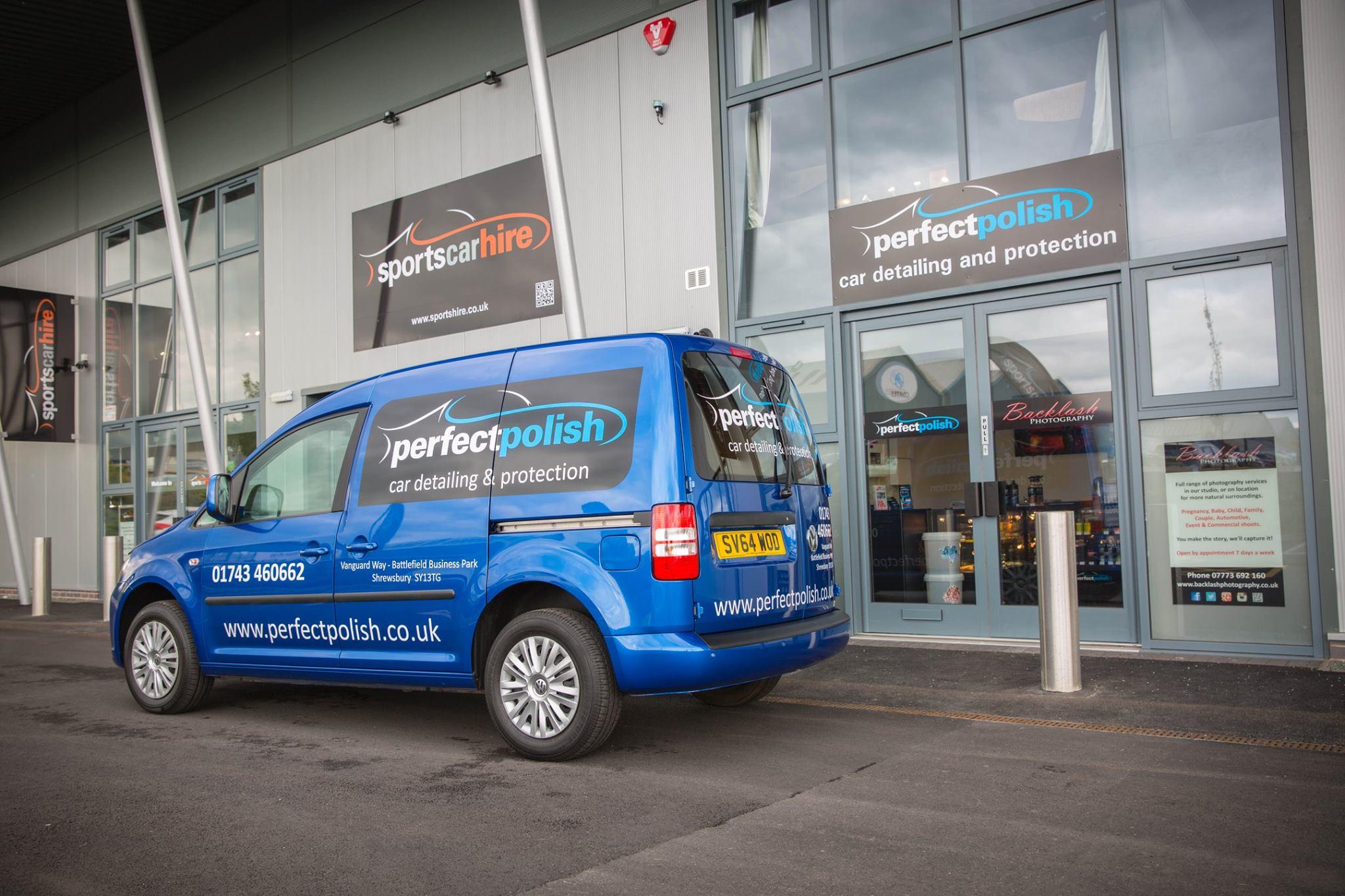 Shop & Van Perfect Polish, Shropshire