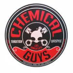 Chemical Guys product logo