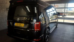 VW T5 detailed in Shropshire by Perfect Polish
