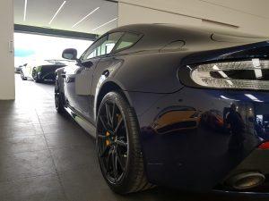 Aston Martin Red Bull detailed Shrewsbury