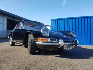 Classic 911 detailed Shropshire
