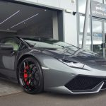 Lamborghini car detailing in Midlands - Perfect Polish